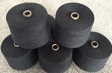 尚善德麻灰纱独特混色效果,减少了很多成本及环境污染